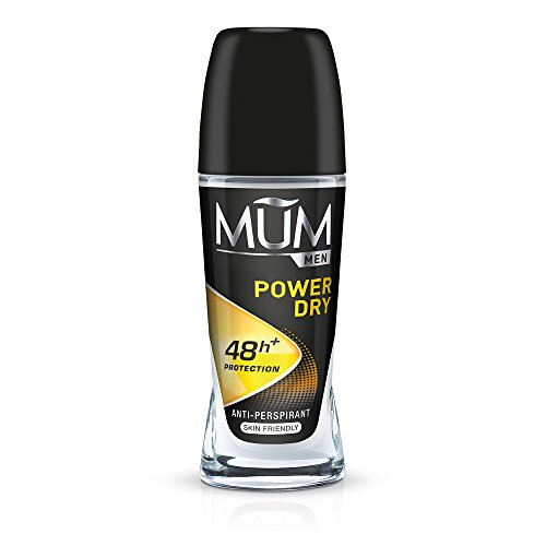 Mum Deo Roll-on Power Dry Extra Protection, 6er Pack (6 x 50 ml)