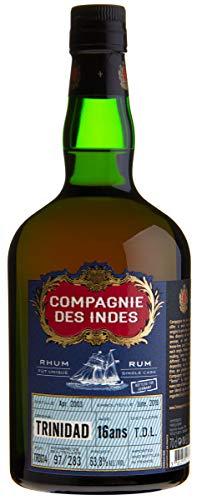 Compagnie des Indes Rum TRINIDAD T.D.L. 16 ans Cask Strength Single Cask (1 x 0.7 l)