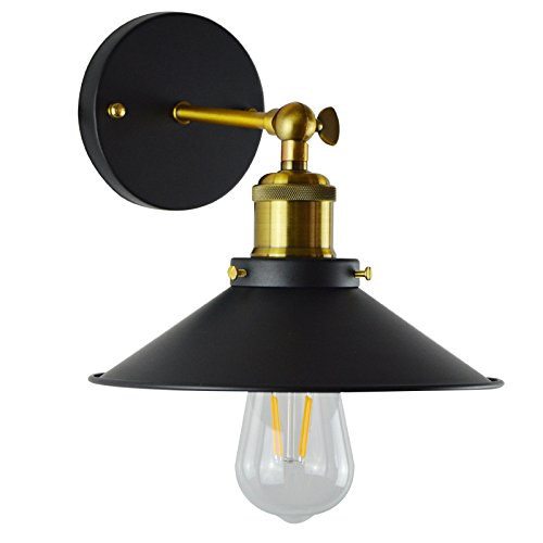 Moderna Retras Lámpara De Pared Para Sala De Estar Lámpara