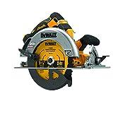 DEWALT FLEXVOLT ADVANTAGE 20V MAX Circular Saw, 7-1/4-Inch, Cordless, Tool Only (DCS573B)