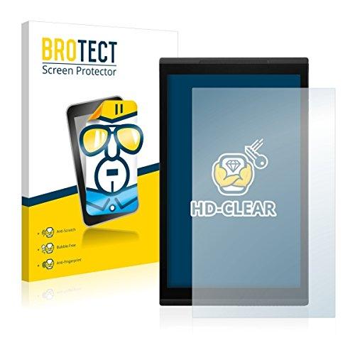 2X BROTECT HD Clear Bildschirmschutz Schutzfolie für Medion Lifetab S10351 (MD 99666) (kristallklar, extrem Kratzfest, schmutzabweisend)