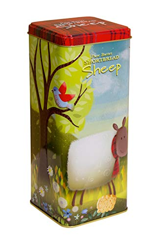 Walkers Shortbread Sheep Tin 250 g, 1er Pack (1 x 250 g)