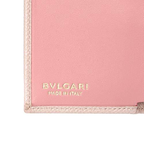 (ブルガリ)BVLGARI三つ折り財布BVLGARIBVLGARIピンク288649[並行輸入品]