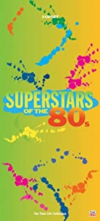 Time Life Collection: Superstars of the 80's
