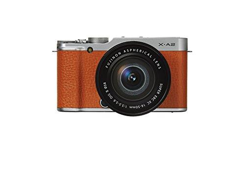 Fujifilm X-A2 - Cámara Evil de 16 MP (Pantalla 3