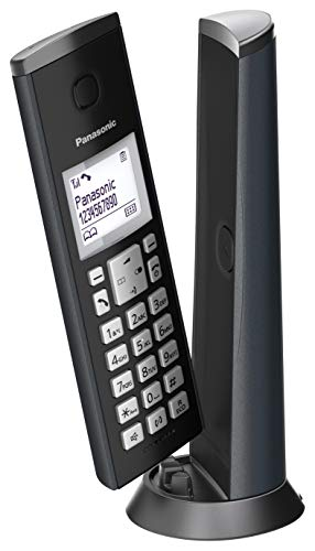 Panasonic KX-TGK210, Teléfono Fijo Inalámbrico Diseño