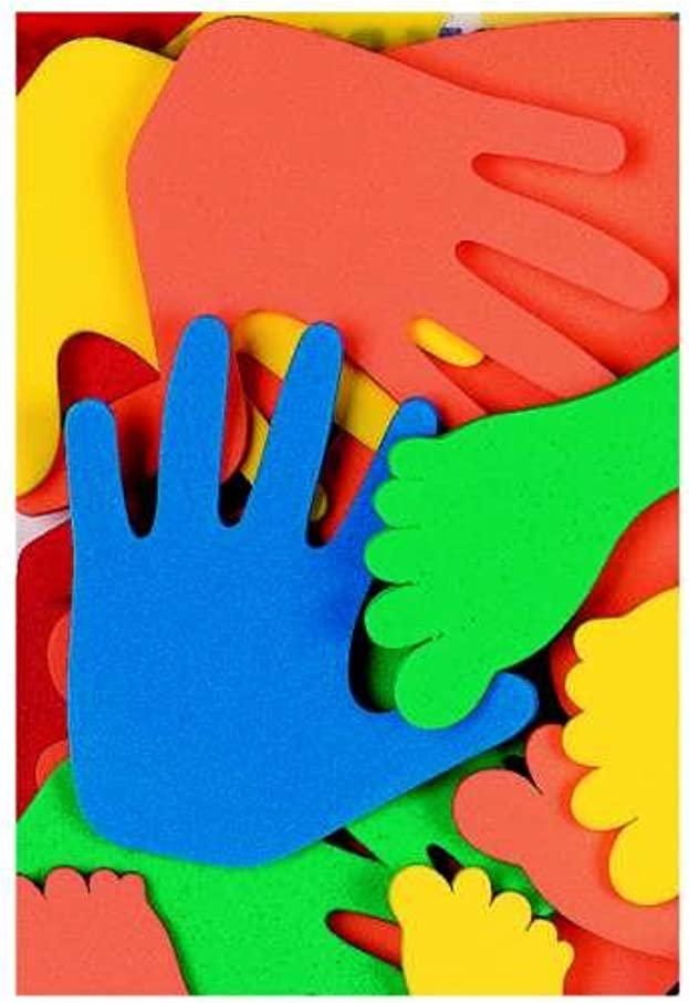 Lp Creative Hands And Feet Foam Pack