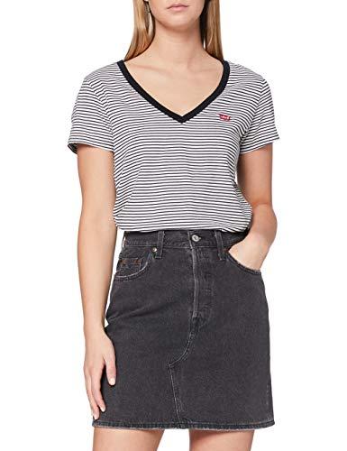 Levi's HR Decon Iconic BF Skirt, Regular Programming, 30 Donna