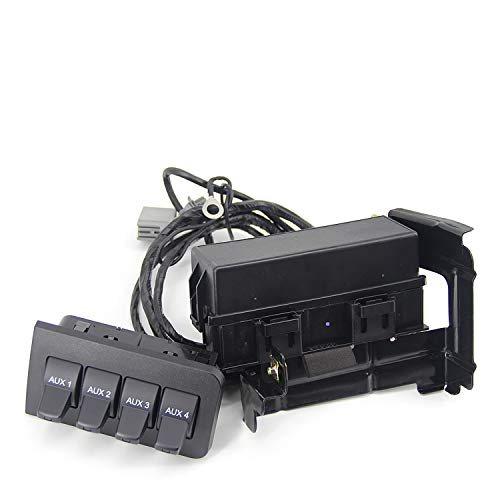 Auxiliary Dash Upfitter Switch Replacement for Ford F250 F350 F450 F550 Super...