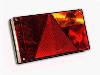 The Drive  10887  Aspöck Multipoint 1 rechts Rücklicht Rückleuchte inkl. Leuchtmittel