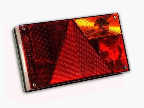 The Drive -10887- Aspöck Multipoint 1 rechts Rücklicht Rückleuchte inkl. Leuchtmittel