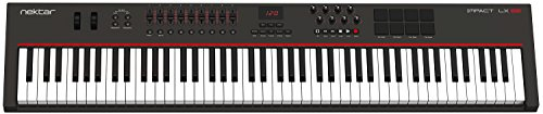 Nektar Impact LX88 88-key MIDI Controller Keyboard