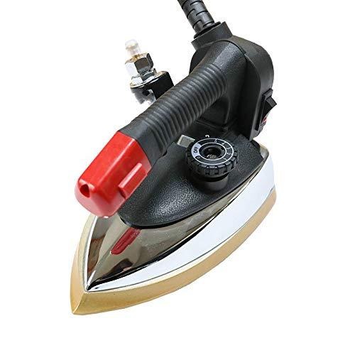 Maserfaliw Planchas de Vapor Plancha de Vapor Profesional de Alta Potencia Chasis de Acero Inoxidable 1 Minuto Ropa térmica rápida Limpieza en seco Plancha eléctrica