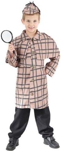 Sherlock holmes costume kids _image0