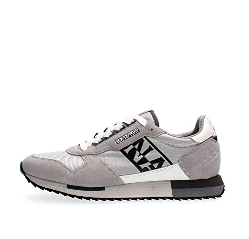 Napapijri N0YJQN Sneaker Herren grau 42