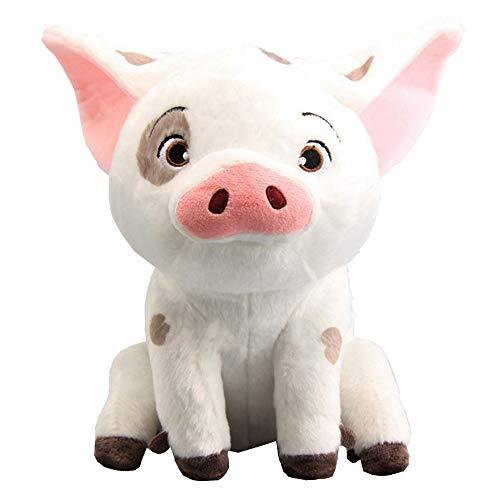Blackflame Pua Pig Plüsch Anime Plüschtiere Spielzeug Schwein Cartoon Plüschtier Plüschpuppe Weich Pink Gefüllte Puppe Kuscheltier Deoko Wohnzimmer Kinderspielzeug Dekoration Geschenke 20 cm