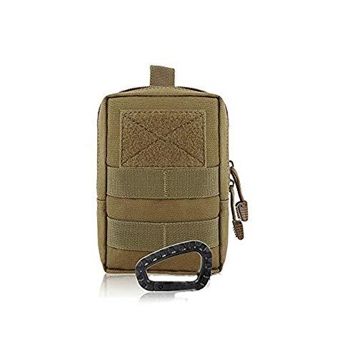 AIRSSON Molle Klein Tasche Taktische Gürtel Tasche Beutel Utility Pouch Wanderausrüstung