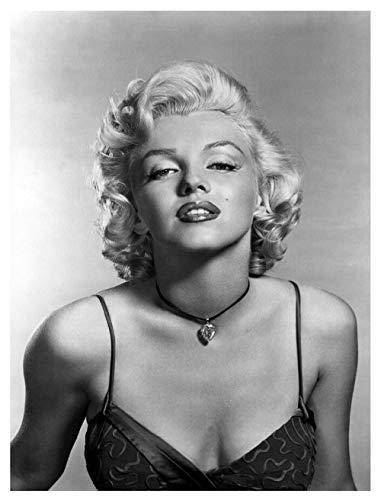 xdai Puzzle 1000 Piezas Adultos -Puzzle Adultos para Ejercitar la Lógica y la Coordinación Sensorial - Rompecabezas Adultos Jigsaw -Marilyn Monroe -50x75cm