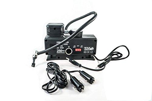 Mini-Kompressor für selbstaufblasbare Rettungswesten mit Stecker 220 V und 12 V ...