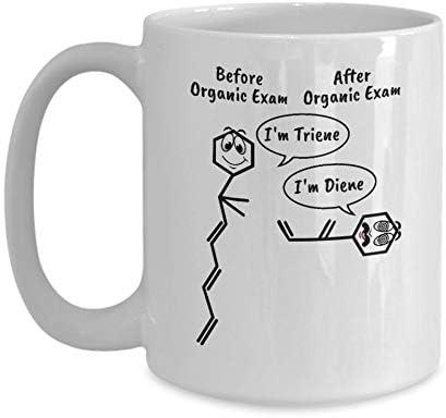 Organic Chemistry Mug Chemistry Chemistry Student Chemistry Humor Biochemistry Student White product image