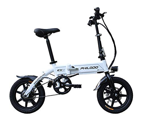 Best Bargain Electric Bikes Folding Adults City Bicycle Road Cycling Men/Ladies