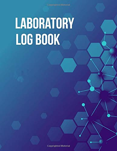 Laboratory Log Book: Lab Notebook for Research and Science Students
