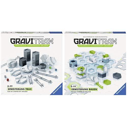 GraviTrax 27595 Trax Konstruktionsspielzeug & 27596 Bauen Konstruktionsspielzeug