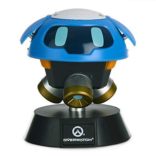 Paladone Schneeball-Symbol-Licht BDP Sammler-Lampe, ideal für Kinderzimmer, Büro und Zuhause, Pop Culture Gaming Merchandise, Blau, PP5794OW