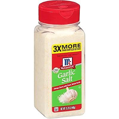 McCormick Garlic Salt, 15.75 OZ