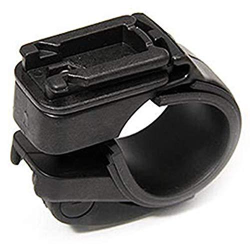 Cateye 3527069/5338825 Halter Für Batteriescheinwerfer, schwarz, 32 mm