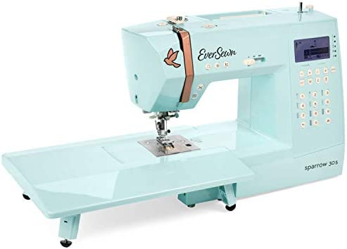 EverSewn Sparrow 30s Sewing Machine Computer Controlled 310 Stitch Patterns 2 Full Alphabets product image