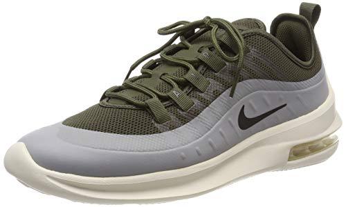 Nike Herren Air Max Axis Sneakers, Braun (Cargo Khaki/Black/Medium Olive 300), 48.5 EU