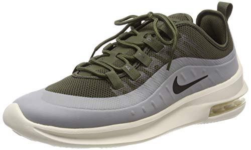 Nike Herren Air Max Axis Sneakers, Braun (Cargo Khaki/Black/Medium Olive 300), 41 EU