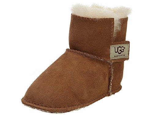 UGG Erin Infants Boot, Chestnut, 4-5 Medium 12-18 Months