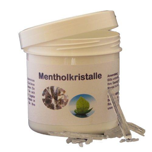 Mentholkristalle 50 g, pharmazeutisch geprüft (PH.EUR.7)
