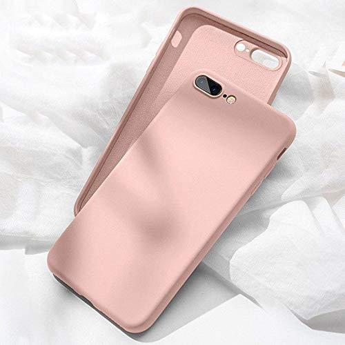 ZHYLIN - Carcasa para Huawei P20 Pro P20 Lite (silicona), color liso, silicona, rosa, Huawei P20Pro