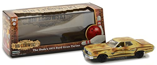 Unbekannt The Big Lebowski The Dude\'s 1973 Ford Gran Torino Modell Standard