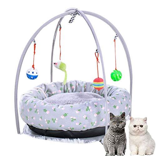 TAIQIXI Four Seasons General Purpose Cat Litter Cat Tent Litter Multifunctional Toy Pet Litter Cat Mattress