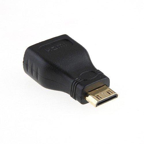 PB20586 Cable de Interfaz y Adaptador Mini HDMI-HDMI Negro