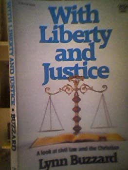 Paperback With Liberty and Justice Book
