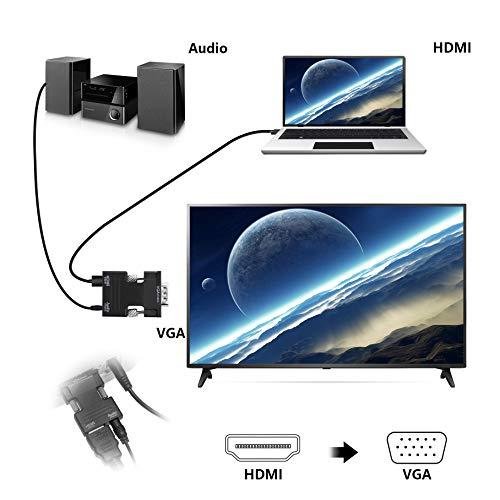 YACSEJAO Adaptadores DVI-HDMI