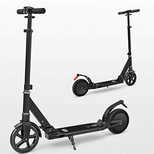 LQ-sporHJK car Elektroroller, Elektroroller zusammenklappbare City Roller faltbar für Erwachsene - Super Leicht