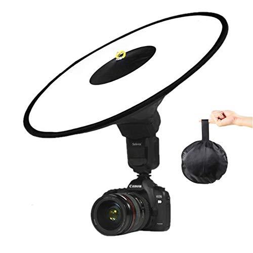 ALIXIN-Universal Collapsible Photography Blitzdiffusor Lichtdurchlässige Softbox für Kamerablitze für...