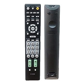 New Universal Remote RC-682M Fit for Onkyo Audio/Video Receiver HT-R340 HT-R530 HT-R540 HT-R550 HT-SR600 HT-SR800 TX-SR505 TX-SR604 TX-SR605