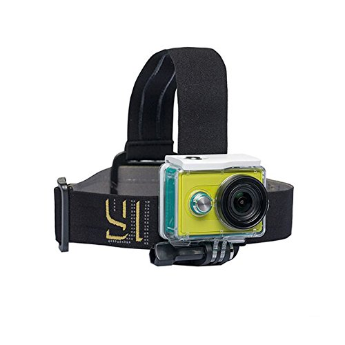 YI Head Mount for The YI Action Camera Compatible with GoPro Hero