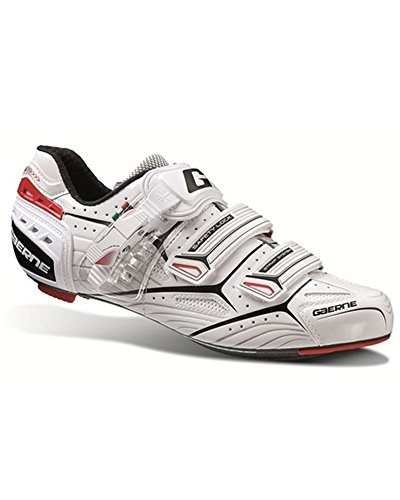 Gaerne Carbon Composite G. Platinum Zapatillas Road Ciclismo, White – 38