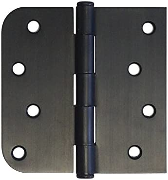 6 Pack Oil Rubbed Bronze Finish US Door Hinges [Alternative dealer] Ranking TOP16 Interior Exterior