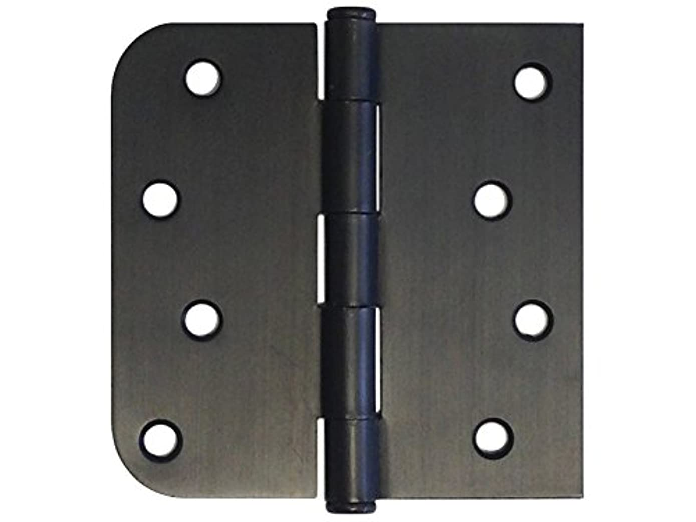 6 Pack Oil Rubbed Bronze Finish Interior Exterior Door Hinges US10B (4