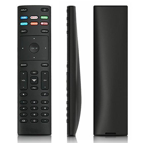 New XRT136 Remote Control fit for VIZIO TV D24F-F1 D32FF1 D43F-F1 E55U-D0 E55UD2 E55-D0 E55E1 M65-D0 M65E0 P65-E1 P75C1 P75E1 M70-E3 M75E1