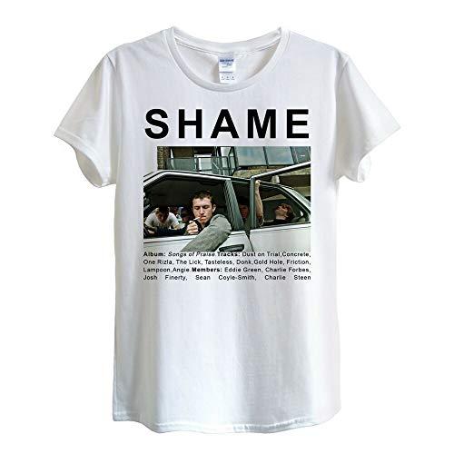 Shame Band T-Shirt Beton Alternatieve Rock Britse Post Punk Vrouwen Unisex Gift